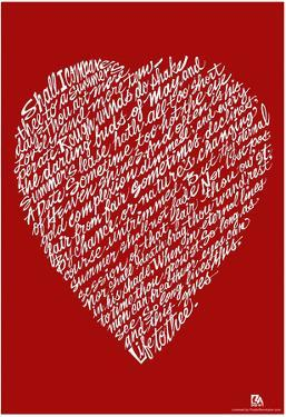 Sonnet 18 Text Poster