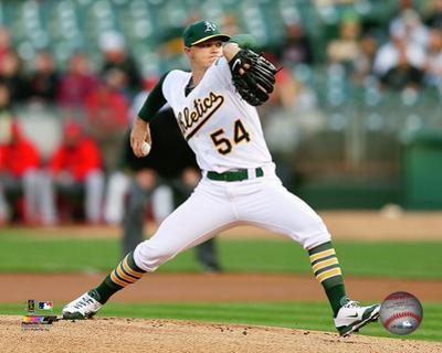 Sonny Gray 2015 Action