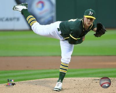 Sonny Gray 2016 Action