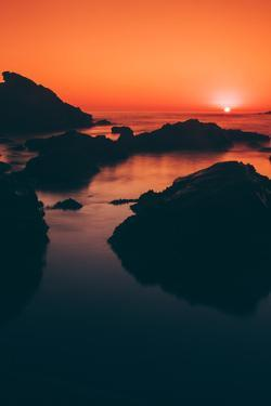 Sonoma Coast Sunset, Northern California
