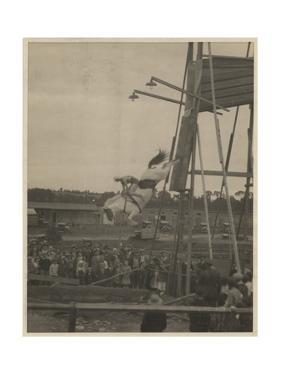 Sonora Carver Performs as a Diving Horse Girl; National Museum of American History: AC Photography