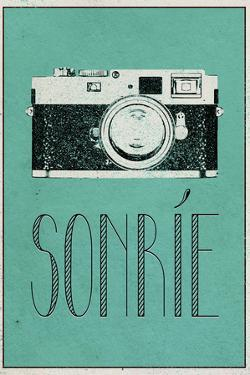 Sonrie (Spanish -  Smile)