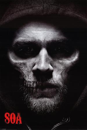 Sons of Anarchy - Jax Skull