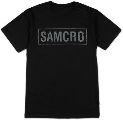 Sons of Anarchy- SAMCRO Banner