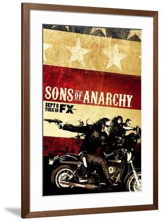 Sons of Anarchy--Framed Poster