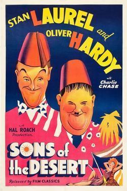 Sons of the Desert, 1933