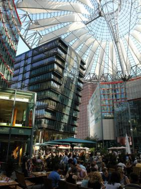 Sony Centre, Berlin, Germany