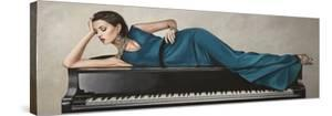 Piano Lady by Sonya Duval