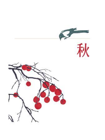 Bird and Tree by sooyo