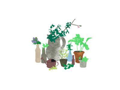 Plants by sooyo