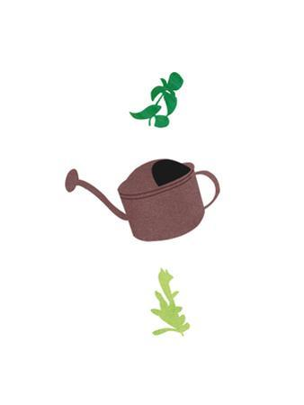 Watering Can by sooyo