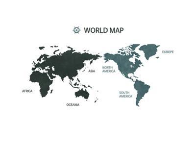 Worldmapblack by sooyo