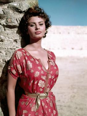 Sophia Loren, 1950s