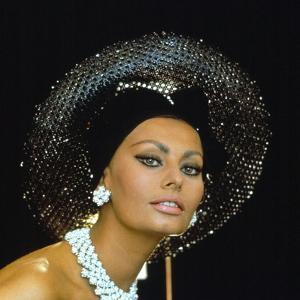 Sophia Loren, 1973