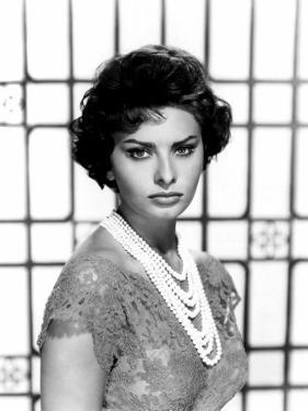 Sophia Loren, c.1950s