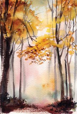 Fall Leaves by Sophia Rodionov