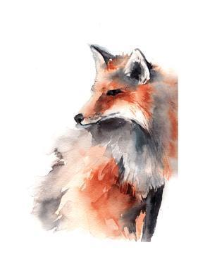 Fox by Sophia Rodionov