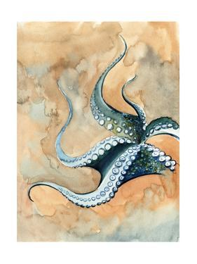 Octopus Abstract by Sophia Rodionov