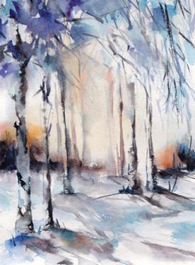 Winter Landscape by Sophia Rodionov
