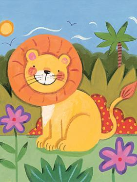 Baby Lion by Sophie Harding
