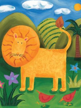 Leo the Lion by Sophie Harding