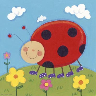 Mini Bugs IV by Sophie Harding