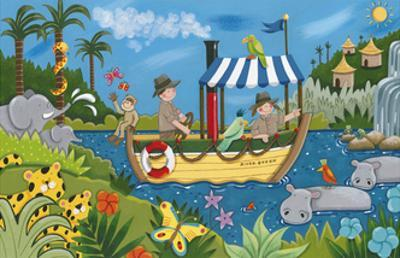 River Adventures by Sophie Harding