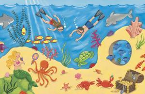 Undersea Fun by Sophie Harding
