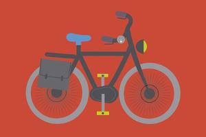 City Bike by Sophie Ledesma