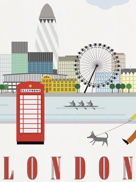 London by Sophie Ledesma