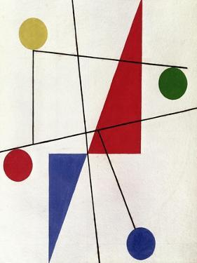 Untitled, 1932 by Sophie Taeuber-Arp