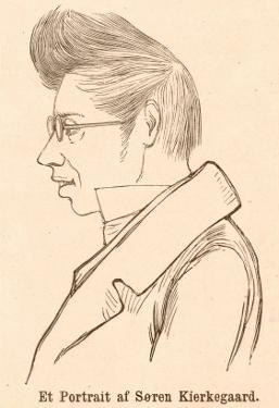 Soren Aabye Kierkegaard Danish Philosopher