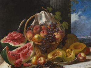 Harvest of Plenty by Soren Emil Carlsen
