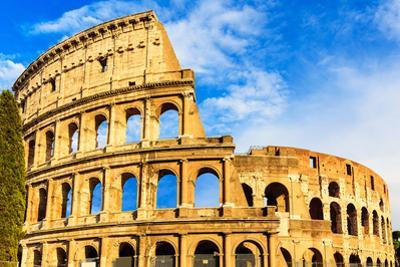 Colosseum. Rome, Italy by sorincolac