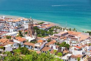 Puerto Vallarta, Mexico by sorincolac