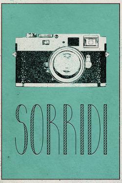 Sorridi (Italian -  Smile)