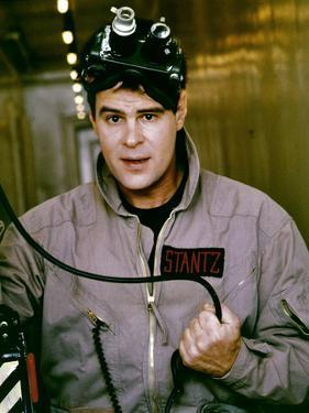 SOS Fantomes Ghostbusters by IvanReitman with Dan Aykroyd, 1984 (photo)