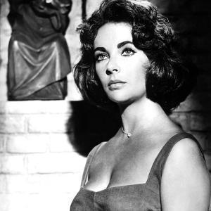 Soudain l'ete dernier SUDDENLY LAST SUMMER, 1959 by JOSEPH L. MANKIEWICZ with Elizabeth Taylor (b/w