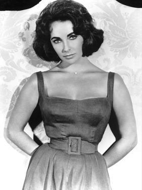 Soudain l'ete dernier SUDDENLY LAST SUMMER, 1959 by JOSEPH L. MANKIEWICZ with Elizabeth Taylor (b/w