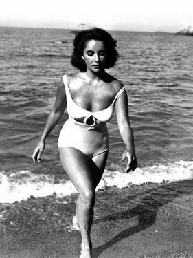 Soudain l'ete dernier SUDDENLY, LAST SUMMER, 1959 by JOSEPH L. MANKIEWICZ with Elizabeth Taylor (b/