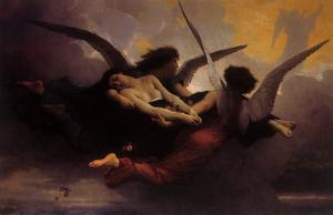 Soul Brought to Heaven, 1878