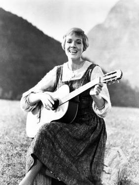 Sound of Music, Julie Andrews, 1965