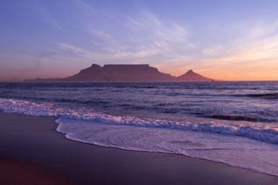 South Africa Table Mountain, Cape Town