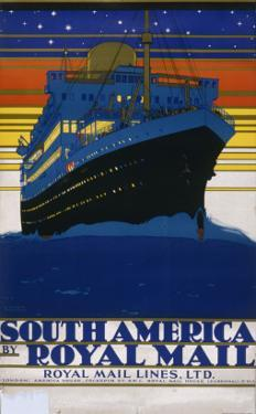 South America by Royal Mail