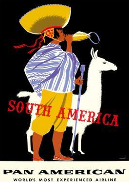 South America - Pan American World Airways