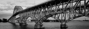 South Grand Island Bridges, New York State, USA