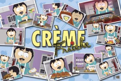 South Park - Cafeteria Fraiche