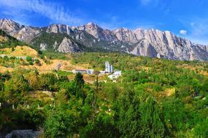 South Part of Crimea Peninsula by Brian K