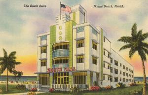 South Seas Hotel, Miami Beach, Florida
