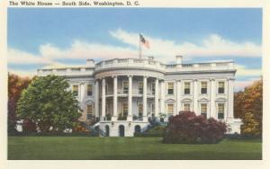 South Side, White House, Washington, D.C.